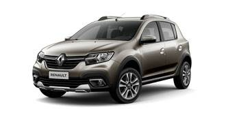 Renault Stepway Iconic 1.6 CVT X-Tronic