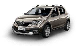 Renault Stepway Zen 1.6 Manual